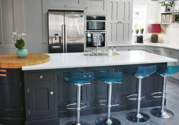 Fitted Kitchen by Studio Carpentry