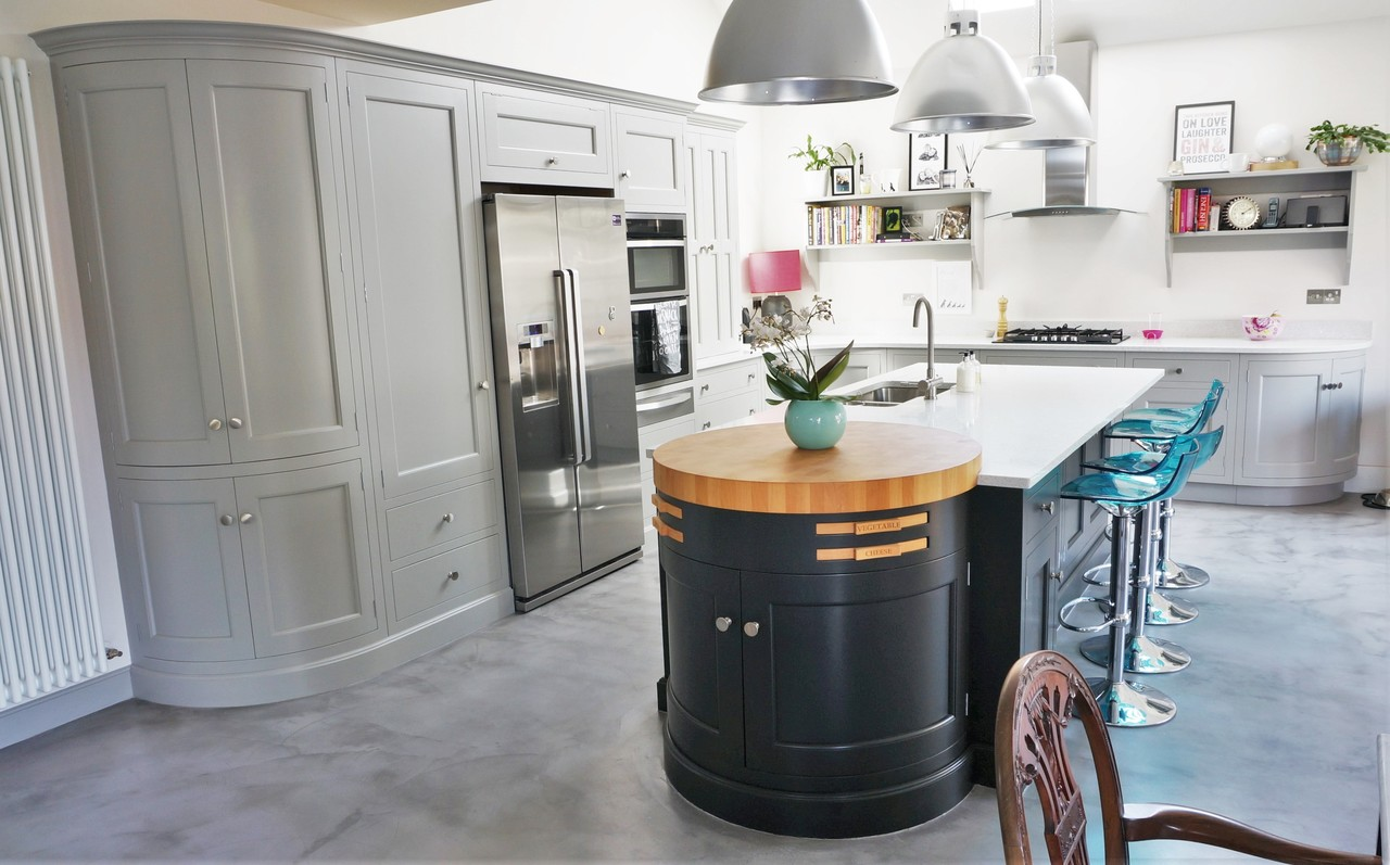 Currie Edinburgh Bespoke Kitchen | Studio Carpentry