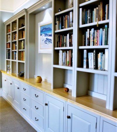 Bespoke Wardrobes & Bookshelves