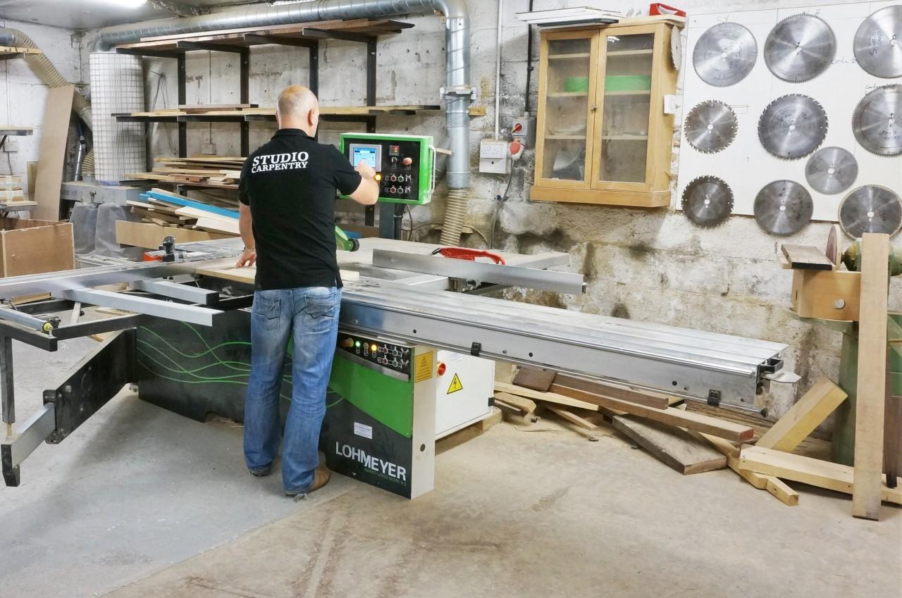 Manufacturing bespoke furniture