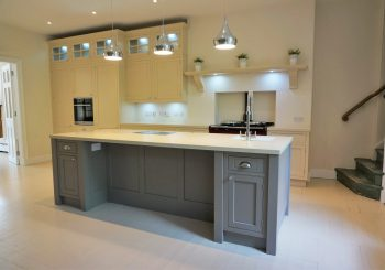 Fitted kitchen in Murrayfield Edinburgh