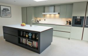 Telford Edinburgh Modern Kitchen