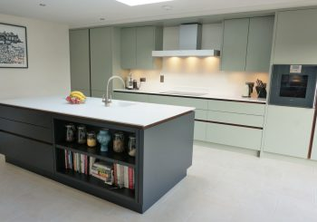 Telford Edinburgh Modern Kitchen